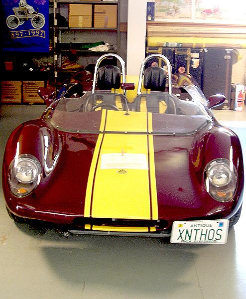 Nemoweb - Xanthos sports cars
